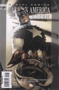 Captain America: The Chosen #1 (2nd) VF/NM; Marvel   save on shipping - details