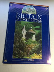 Britain Land Of Heritage Fn Fine 6.0 BTA