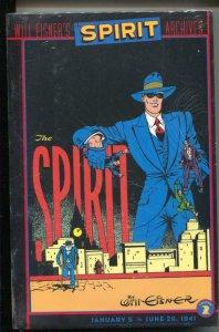 Spirit Archives-Vol.2-Bill Eisner-Sealed-Hardcover