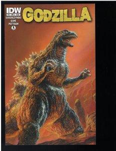 Godzilla #13 (IDW, 2012)