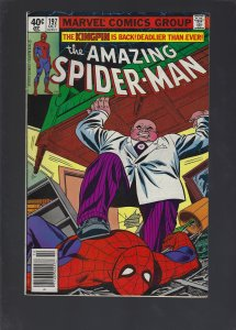 The Amazing Spider-Man #197 (1979)