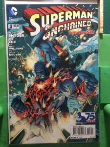Superman Unchained #3 The New 52