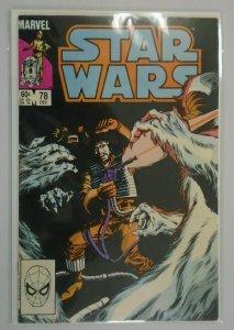Star Wars #78 - 4.0 VG - 1983