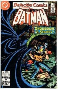 DETECTIVE #536, VF, Batman, Dr Fang DeadShot, 1937 1984, more BM in store