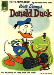 Donald Duck (1940 series) #78, Fine- (Stock photo)
