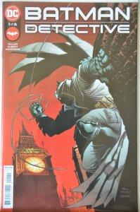Batman: The Detective #1