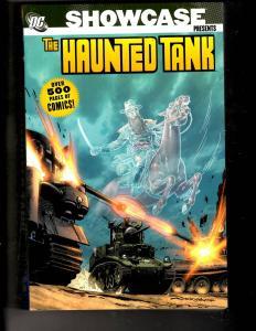 Showcase Presents Haunted Tank Vol. # 1 DC Comics TPB Graphic Novel Comic TD5