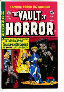 Vault Of Horror-#3-1993- Russ Cochran EC reprint