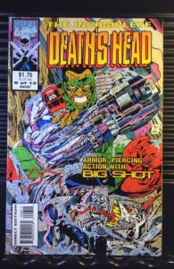 The Incomplete Death's Head (UK) #8 (1993)