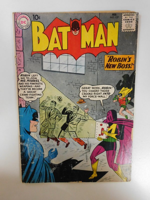 Batman #137 (1961)