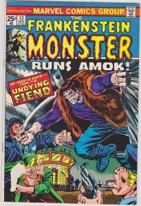 Frankenstein Monster #13