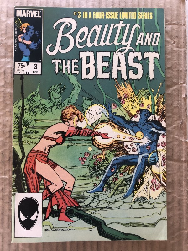 Beauty and the Beast #3 (1985)