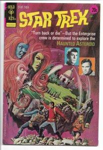 Star Trek #19 (1973) FN-