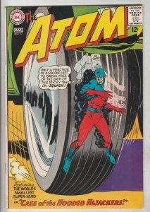 Atom, The #17 (Mar-65) VG/FN Mid-Grade The Atom