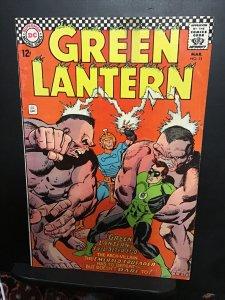 Green Lantern #51 (1967) mid high-grade alter ego, Emerald Crusader! FN/VF