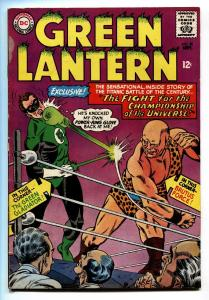 GREEN LANTERN #39-Second appearance of BLACK HAND.-DC comic book