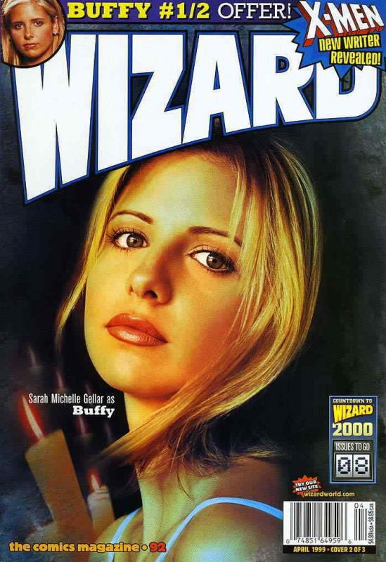Wizard: The Comics Magazine #92B FN; Wizard | save on shipping - details inside