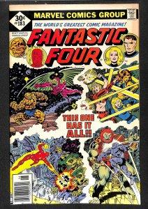Fantastic Four #183 (1977)