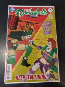 BOMBSHELLS #14 (2016 DC Comics) VF/NM Book
