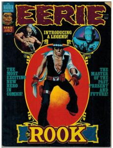 EERIE 82 VG Mar. 1977