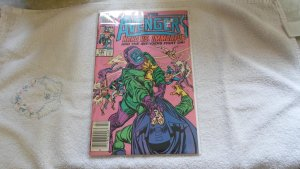 1986 MARVEL COMICS THE AVENGERS # 269