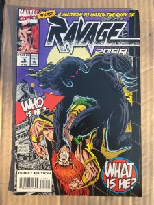 Ravage 2099 #16 (1994)