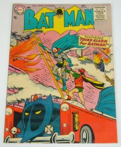 Batman #96 VG/FN december 1955 - golden age dc comics - fire fighter - robin