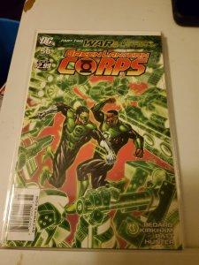 Green Lantern Corps #58 (2011)