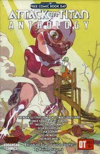 Attack On Titan Anthology FCBD #2016 VF; Kodansha | save on shipping - details i