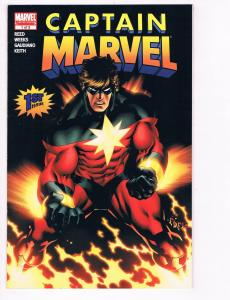Captain Marvel # 1 Of 5 NM Marvel Comic Book Limited Series Avengers Thor S80