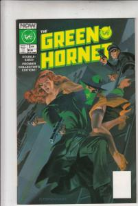 Green Hornet #1 (Nov-89) NM- High-Grade Green Hornet, Kato