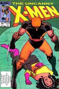 Uncanny X-Men (1981 series) #177, VF+ (Stock photo)