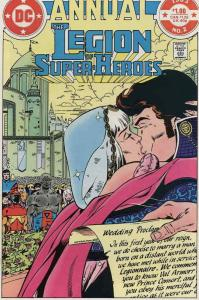Legion of Super-Heroes, The (2nd Series) Annual #2 VF/NM; DC | save on shipping