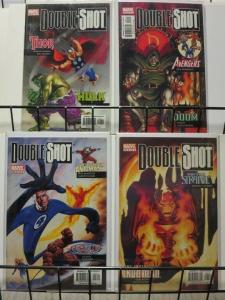 DOUBLE SHOT (2003) 1-4 FF THOR HULK AVENGERS
