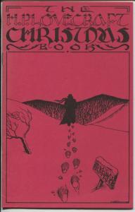 H.P. Lovecraft Christmas Book 1984-1st printing-Necronomicon Press-VF