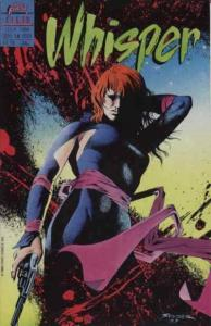 Whisper (Vol. 2) #14 VF/NM; First | save on shipping - details inside
