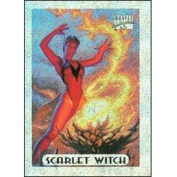 1994 Marvel Masterpieces Series 3 - SCARLET WITCH #7 Holofoil Subset