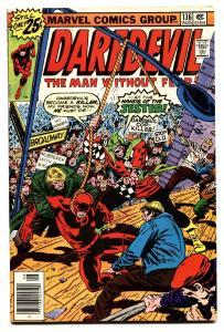 Daredevil #136 1976 marvel comics  COMIC BOOK- Jester
