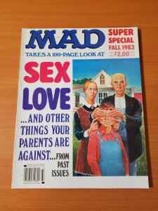 MAD Magazine Super Special Sex Love ~ VERY FINE - NEAR MINT NM ~ (Fall 1983, EC)