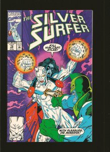 Marvel Comics Silver Surfer #79 (1993)