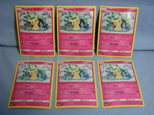 BIG LOT 22 Pokemon TCG Cards Sun & Moon PROMO Holo MIMIKYU PIKACHU & MORE L@@K