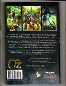 OZ Vol. # 1 Zenescope Entertainment Comic Book HARDCOVER Graphic Novel  J346