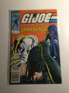 GI Joe 55 near mint- nm- newsstand edition Marvel