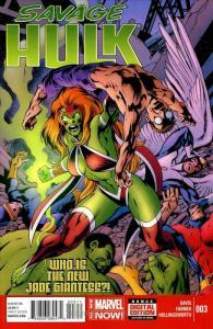 Savage Hulk, The (2nd Series) #3 VF/NM; Marvel   save on shipping - details insi