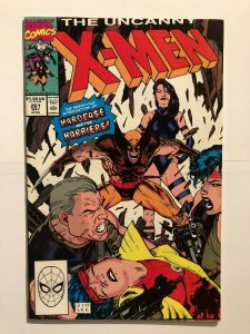 Uncanny X-Men 261