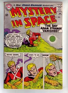 Mystery in Space #97 (Feb-65) VF+ High-Grade Adam Strange