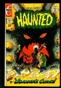 Haunted #10 1973- Charlton Horror Comics VG+