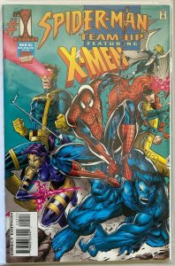 Spider-Man team up featuring X-men #1 8.0 VF (1995)