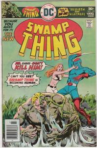 Swamp Thing #23 (May-76) VF/NM High-Grade Swamp Thing
