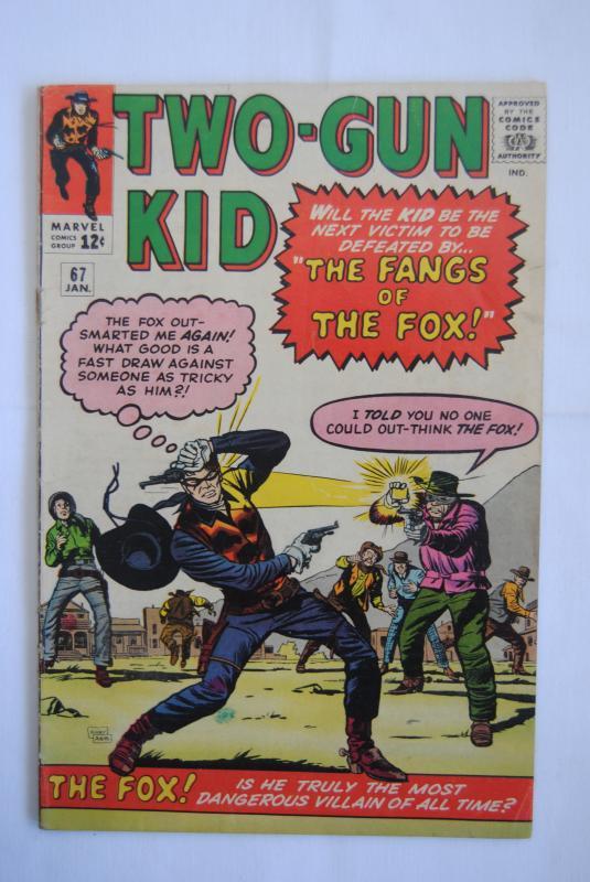 Two Gun Kid #67